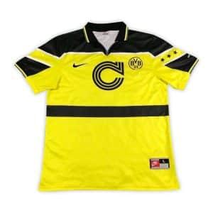 Camisa Retrô Borussia Dortmund 97/98 Home