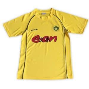 Camisa Retrô Borussia Dortmund 2002 Home