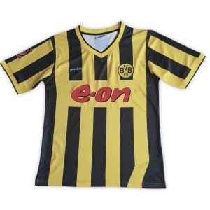 Camisa Retrô Borussia Dortmund 2000 Home