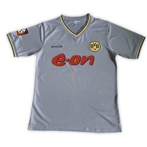 Camisa Retrô Borussia Dortmund 2000 Away