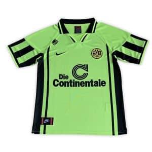 Camisa Retrô Borussia Dortmund 1996 Home