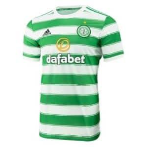 Camisa Oficial Celtic FC 21/22 Home Torcedor