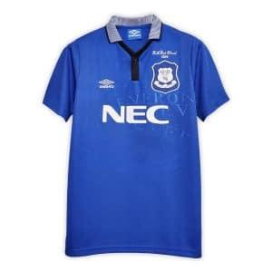 Camisa Retrô Everton 94/95 Home