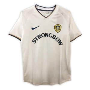 Camisa Retrô Leeds United 00/01 Home