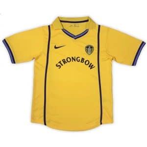 Camisa Retrô Leeds United 00/01 Away