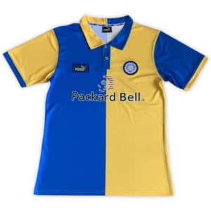 Camisa Retrô Leeds United 97/98 Away