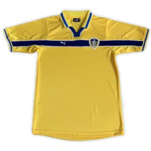 Camisa Retrô Leeds United 1999 Away