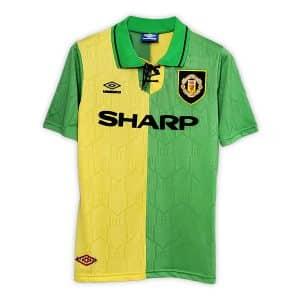 Camisa Retrô Manchester United 92/94 Away