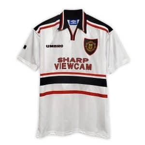 Camisa Retrô Manchester United 97/98 Away