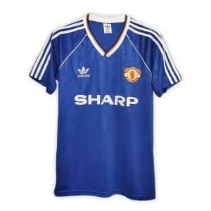 Camisa Retrô Manchester United 88/90 Third
