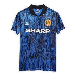Camisa Retrô Manchester United 92/93 Third