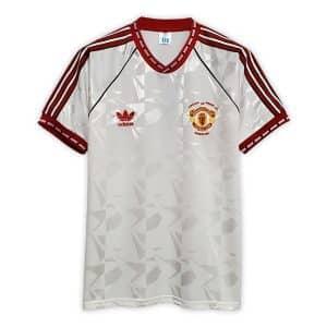 Camisa Retrô Manchester United 1991 Away