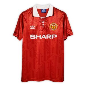 Camisa Retrô Manchester United 92/94 Home