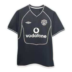 Camisa Retrô Manchester United 00/03 Third