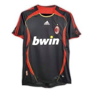 Camisa Retrô Milan 2006 Third