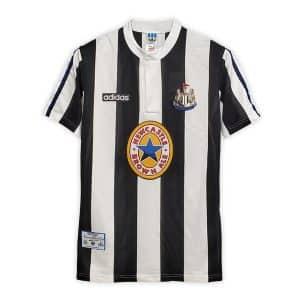 Camisa Retrô Newcastle United 95/97 Home