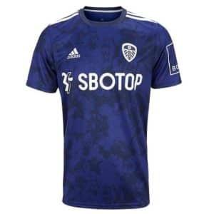 Camisa Oficial Leeds United 21/22 Away Torcedor