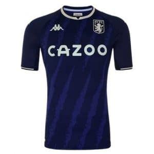 Camisa Oficial Aston Villa 21/22 Away Torcedor