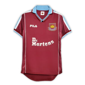 Camisa Retrô West Ham 99/01 Home