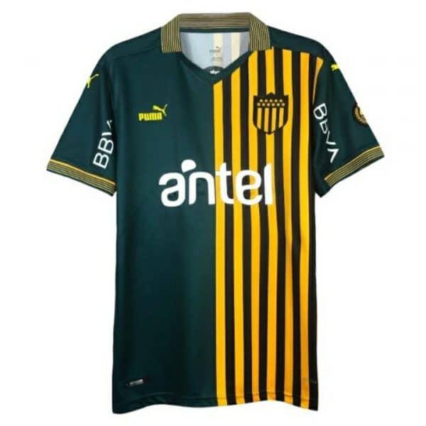 Camisa Oficial Peñarol Edição 129 anos Torcedor