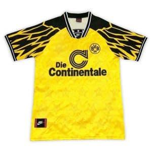 Camisa Retrô Borussia Dortmund 94/95 Home