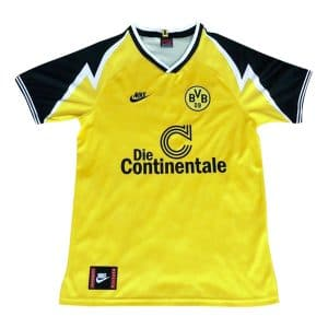Camisa Retrô Borussia Dortmund 95/96 Home