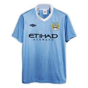Camisa Retrô Manchester City 11/12 Home