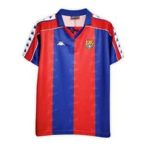 Camisa Retrô Barcelona 92/95 Home