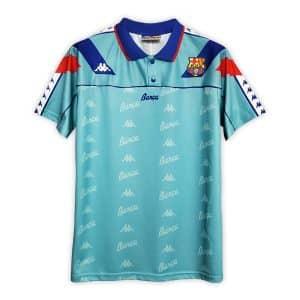 Camisa Retrô Barcelona 92/95 Away