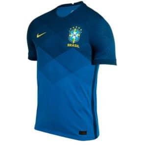 Camisa Oficial Brasil 20/21 Away Torcedor