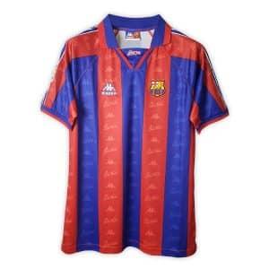 Camisa Retrô Barcelona 96/97 Home