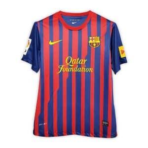 Camisa Retrô Barcelona 11/12 Home