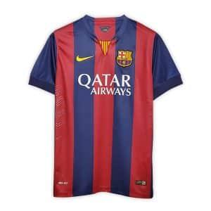 Camisa Retrô Barcelona 14/15 Home