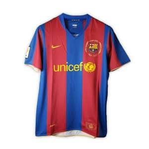 Camisa Retrô Barcelona 07/08 Home