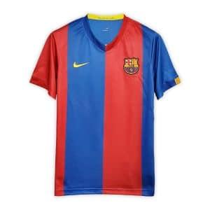 Camisa Retrô Barcelona 06/07 Home
