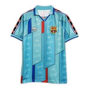 Camisa Retrô Barcelona 96/97 Away