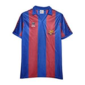 Camisa Retrô Barcelona 90/91 Home