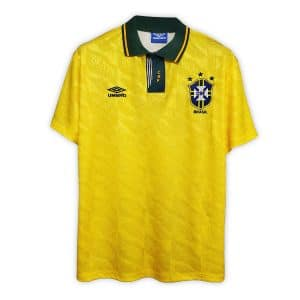 Camisa Retrô Brasil 91/93 Home