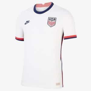 Camisa Oficial EUA 20/21 Home Torcedor