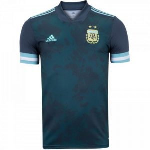 Camisa Oficial Argentina 20/21 Away Torcedor