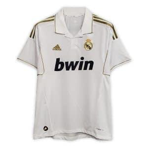 Camisa Retrô Real Madri 11/12 Home