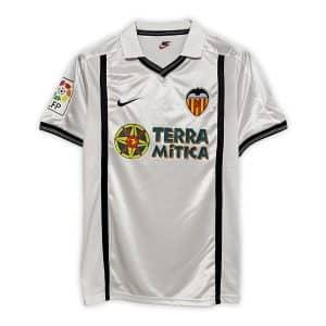 Camisa Retro Valencia 2001 Home