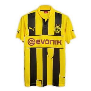 Camisa Retrô Borussia Dortmund 12/13 Home