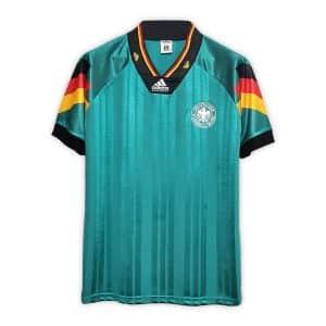 Camisa Retrô Alemanha 1992 Away