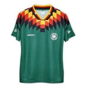 Camisa Retrô Alemanha 1994 Away