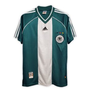 Camisa Retrô Alemanha 1998 Away