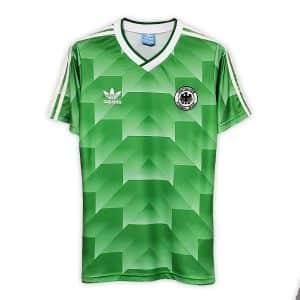 Camisa Retrô Alemanha 1988 Away