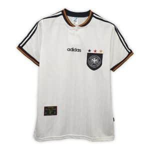 Camisa Retrô Alemanha 1996 Home