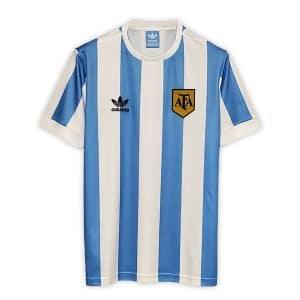 Camisa Retrô Argentina 1978 Home