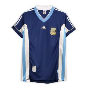 Camisa Retrô Argentina 1998 Away